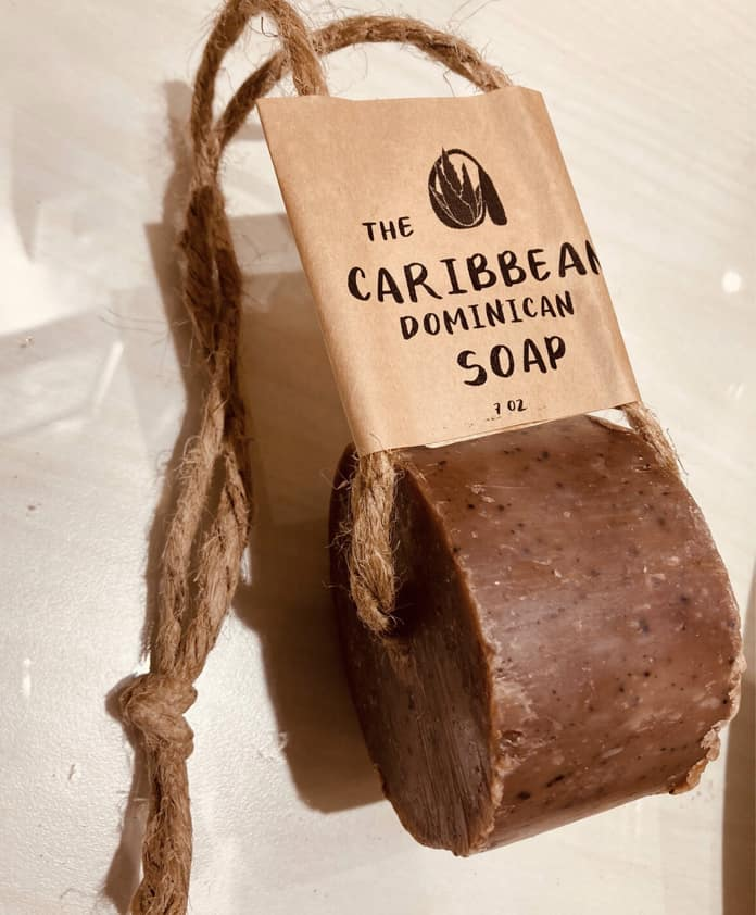 The Caribbean Dominican Soap